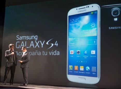 Lanzamiento Samsung Galaxy S4